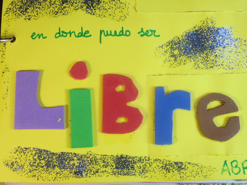 ¡Libre!